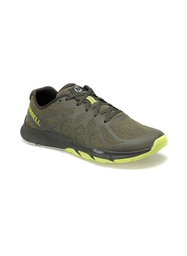 Merry See Outdoor Ayakkabı Yeşil